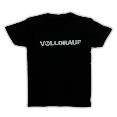 Black and Grey Volldrauf T-Shirt